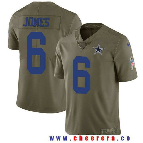 chris jones dallas cowboys jersey