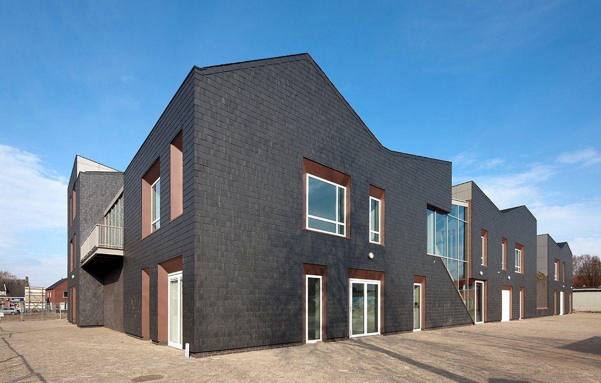Berchplaets Berghem Architecten