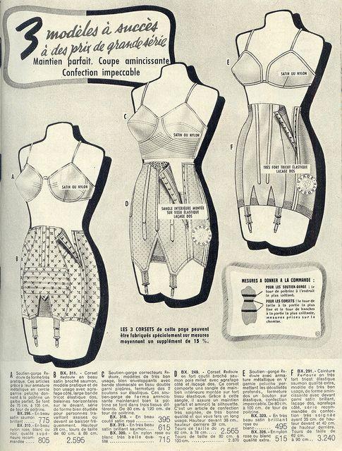 cat5657redoute p9 | Vintage-Stil | Pinterest | Mieder und Stil