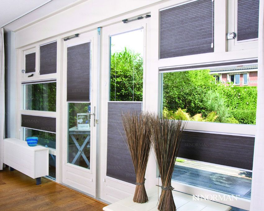 Top Down Bottom Up Shades By Norman Honeycomb Shades Blackout Cellular Shades Blackout Shades