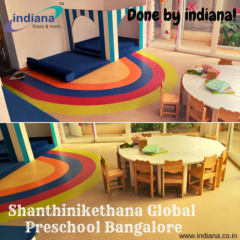 Shanthinikethana global preschool Bangalore India