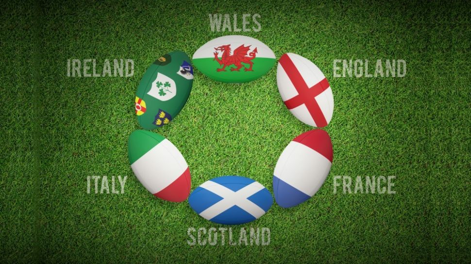 Watch Rugby Six Nations 2020 Live Stream in 2020 Six