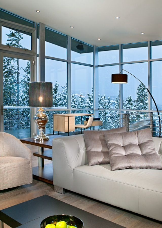 Great Clean Look For A Modern Home Love The Use Of