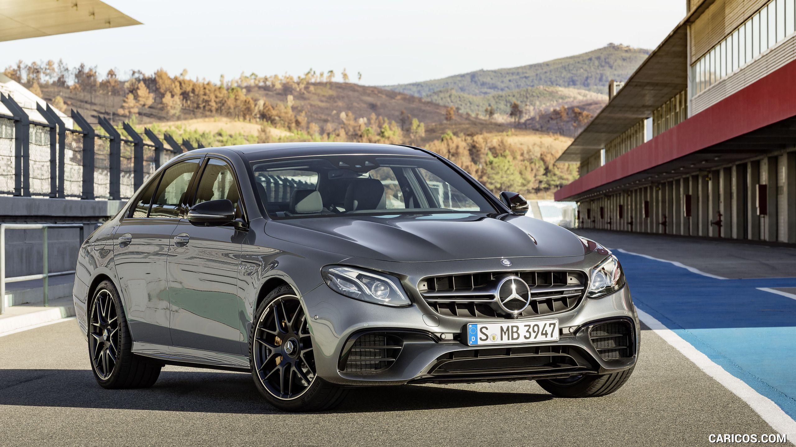 2018 Mercedes AMG E63 S 4MATIC