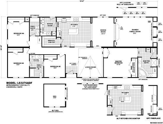 Find Your Perfect Floor Plan Floor Plans Manufactured Homes Floor Plans House Floor Plans