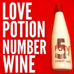 poción de amor número vino