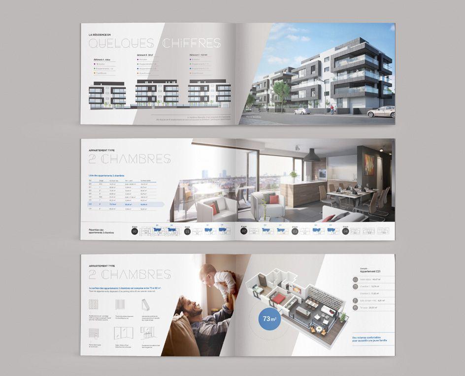 brochure du projet immobilier r u00e9sidence wercollier par