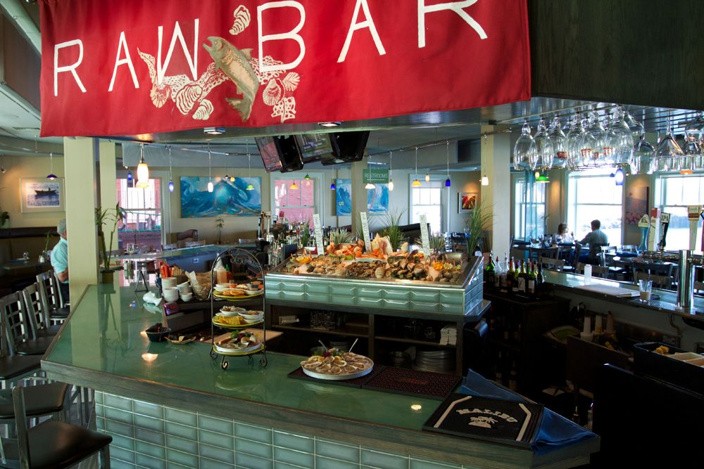 Raw Bar at Surf Restaurant