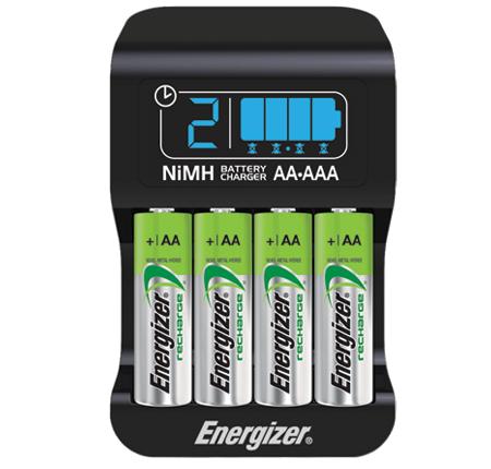Energizer Recharge Smart Charger Aa Aaa Rechargeable Battery Charger Nimh Battery Charger Nimh Battery Aa Battery Charger