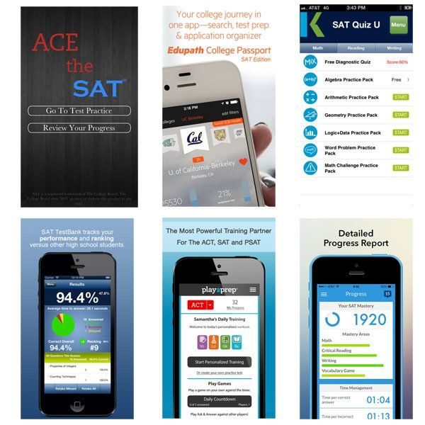 Ever searched for a great SAT prep app in iTunes? At the following article you will find 6 SAT prep apps that will benefit any student preparing for the SAT