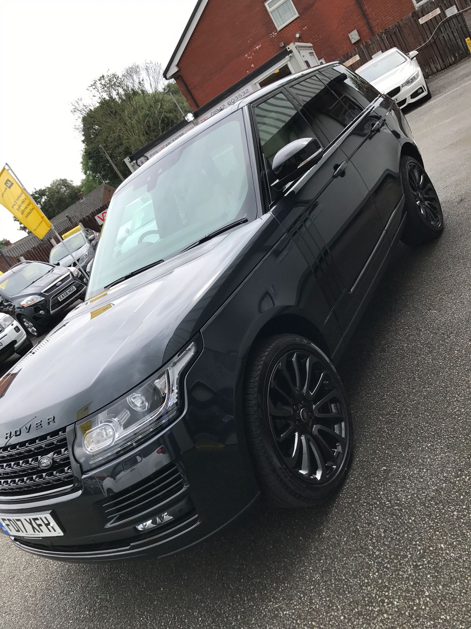 The Range Rover4 4 Sdv8 Autobiography 4dr Auto Carleasing Luxury Range Rover Supercharged Car Lease Land Rover