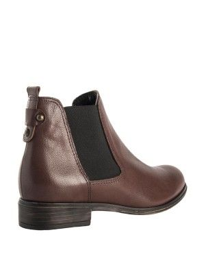 Leather Chelsea Boots | Boots, Leather