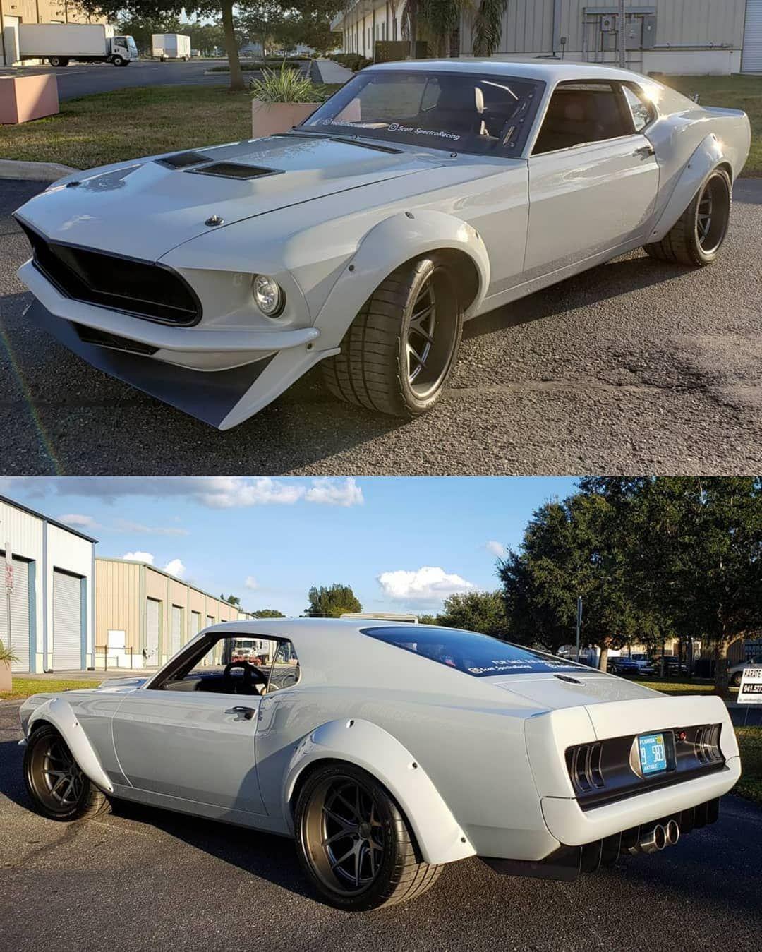 @scott_spectroracing's 1969 Mustang Built By