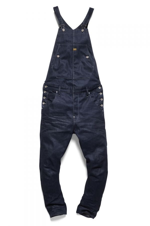 detailed look 173e6 7804e G-Star Raw Overalls – A Crotch Salopette by Marcus Troy | G ...