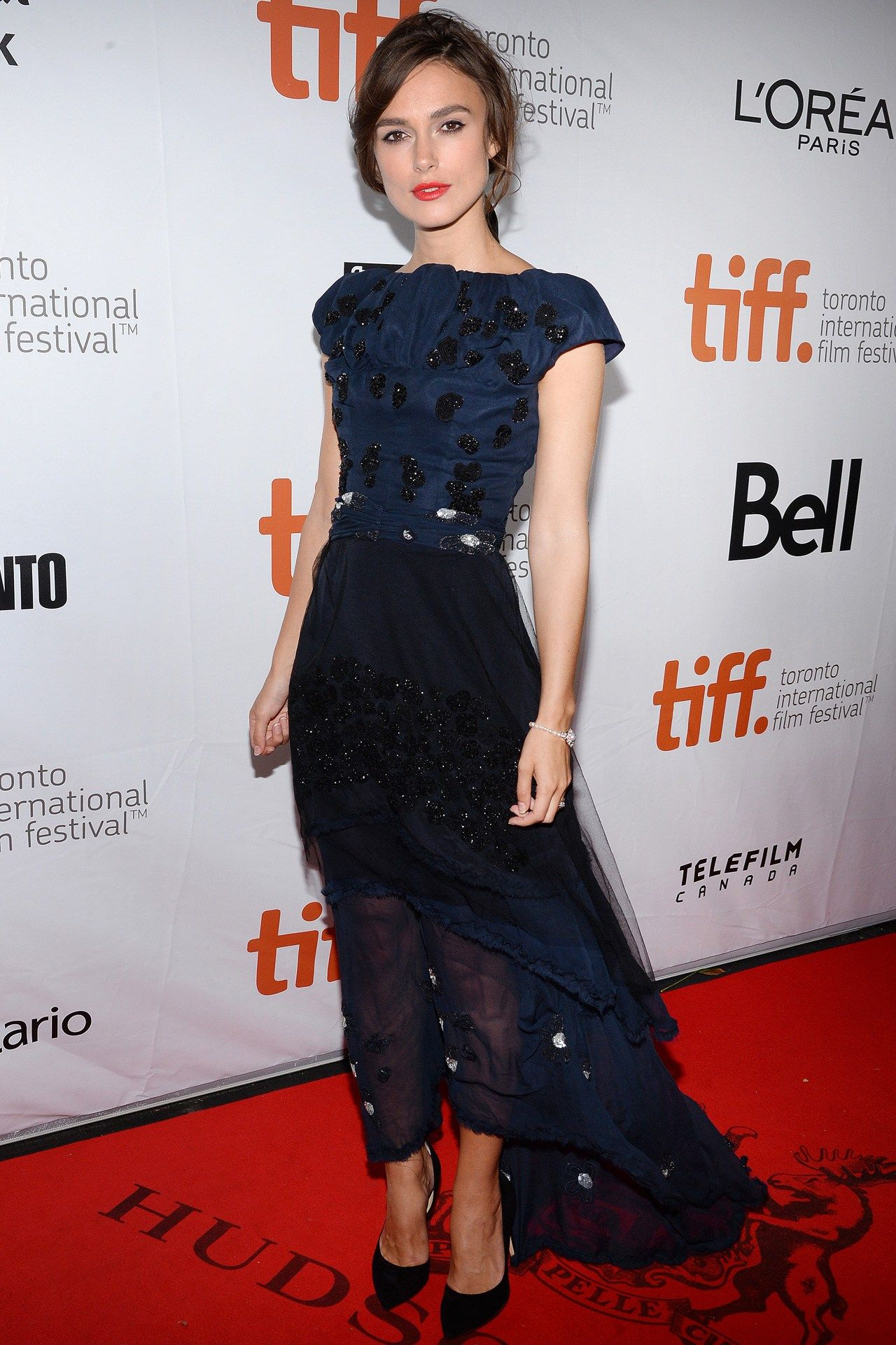Toronto Film Festival's Best Dressed: Keira Knightley's Double Hit recommend