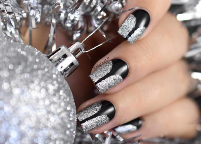 How to Apply Sparkly Nail Polish Right | Glitter nail polish ...