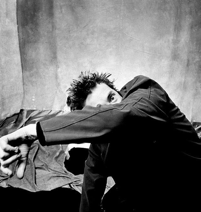 John Lydon by Norman Seeff