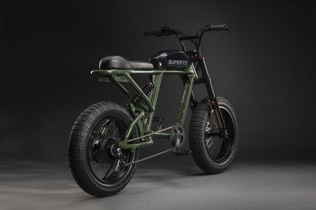 Super73 R In 2020 Custom Electric Bike Electric Motorbike Bike