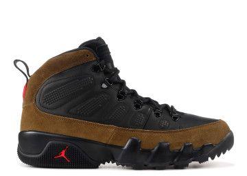 new product ea2d2 73ef0 Air Jordan 9 Retro Boot NRG