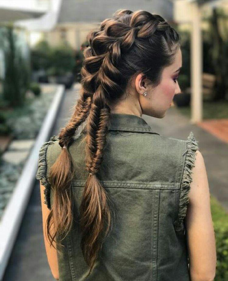 Peinados Cool Para Chicas