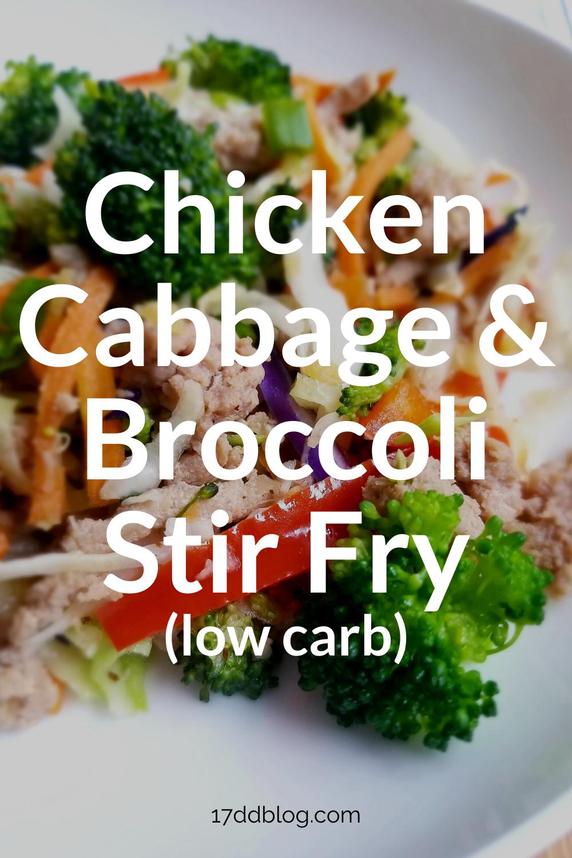 17 day diet stir fry