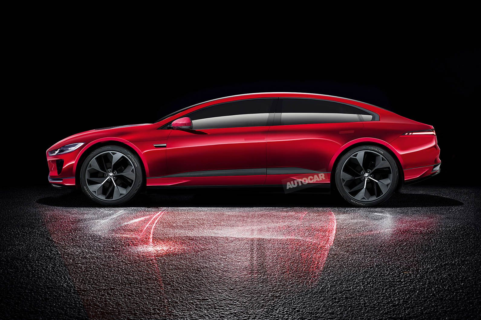 2019 Jaguar XJ to be reborn as high tech electric flagship
