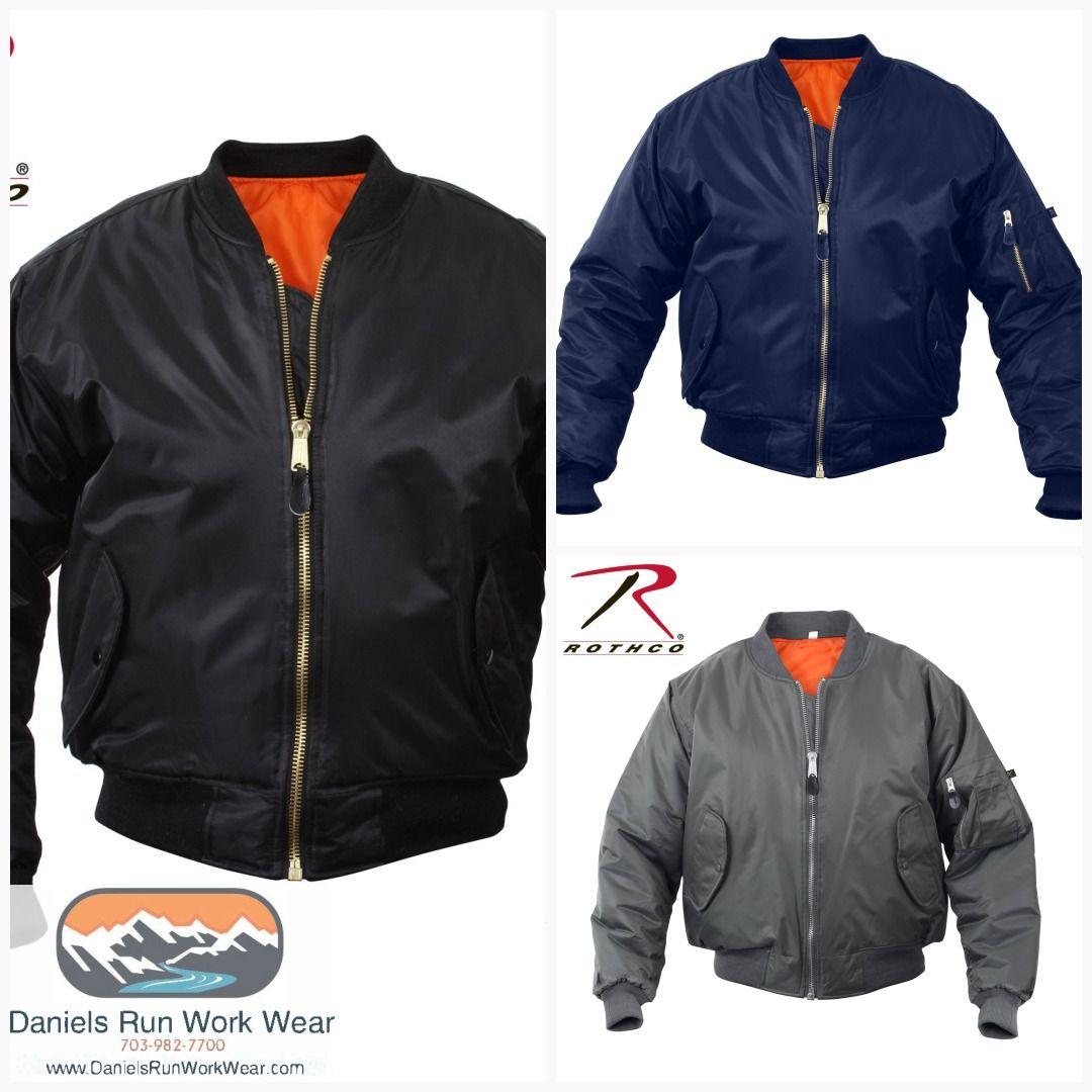 Rothco Ma 1 Flight Jacket Item 7324 Workboots Smokinjimwesternwear Steeltoeworkboots Motorcycleboots Westernbootsviada Flight Jacket Jackets Western Wear [ 1080 x 1080 Pixel ]