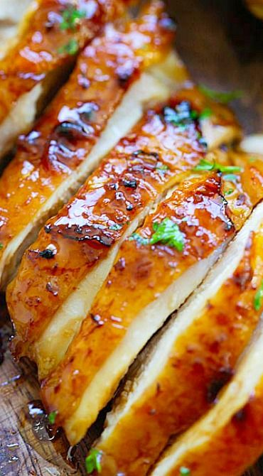 Honey Lime Chicken - swap coconut amminos for soy sauce for Paleo