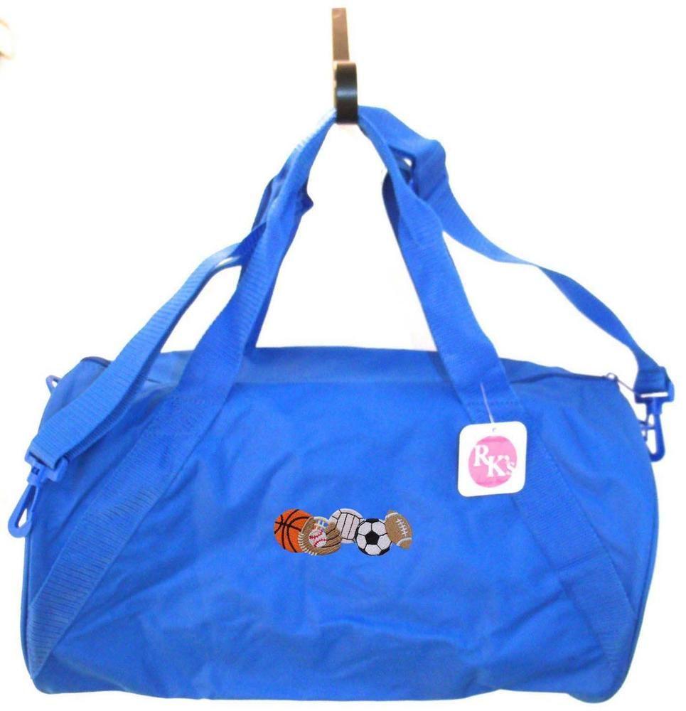 Basketball baseball soccer volleyball football duffel bag