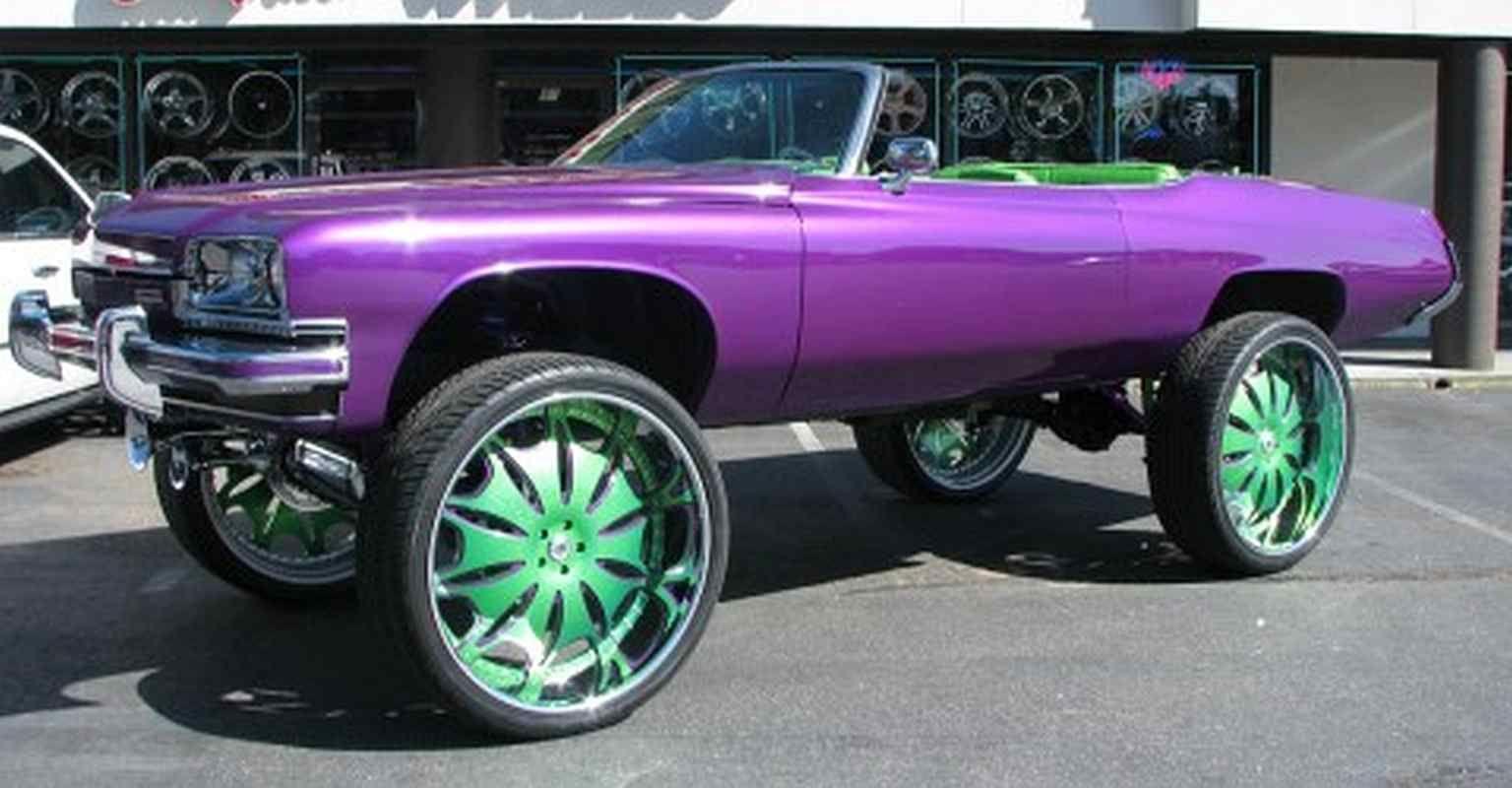 Darren McFadden 1972 Buick Centurion | Big Wheeles | Pinterest ...