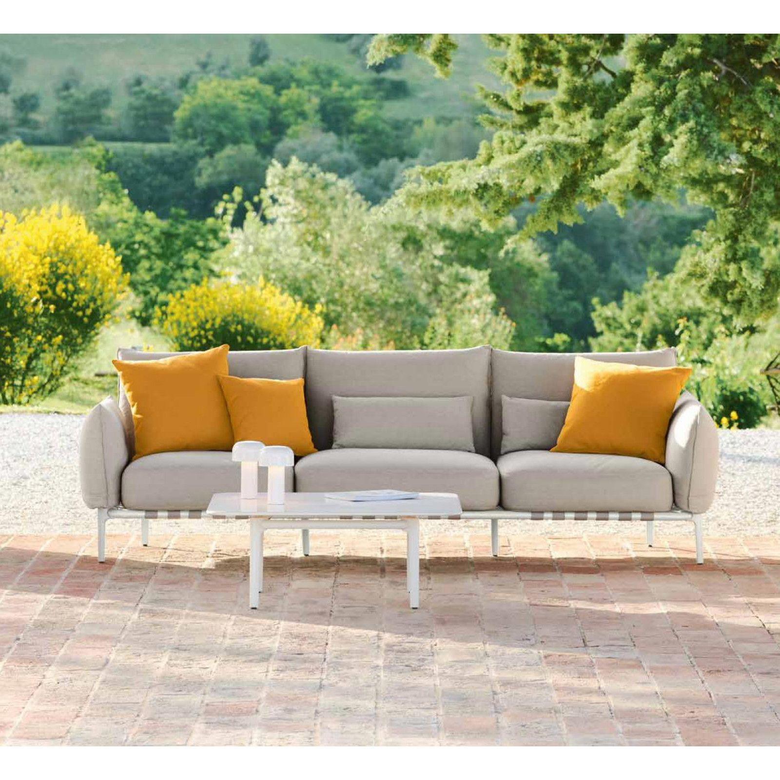 Dedon Brea Gartensofa Loungesofa Outdoor Sofa Gartenmobel Design Aussenmobel