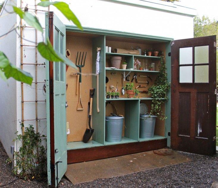 Photo of Shed Story: 10 sanctuaires élégants pour le stockage – Gardenista