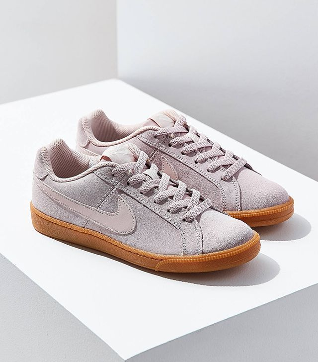 sale retailer da48d 01fe1 Nike Court Royale Suede Sneaker - Rose 5. at Urban Outfitters