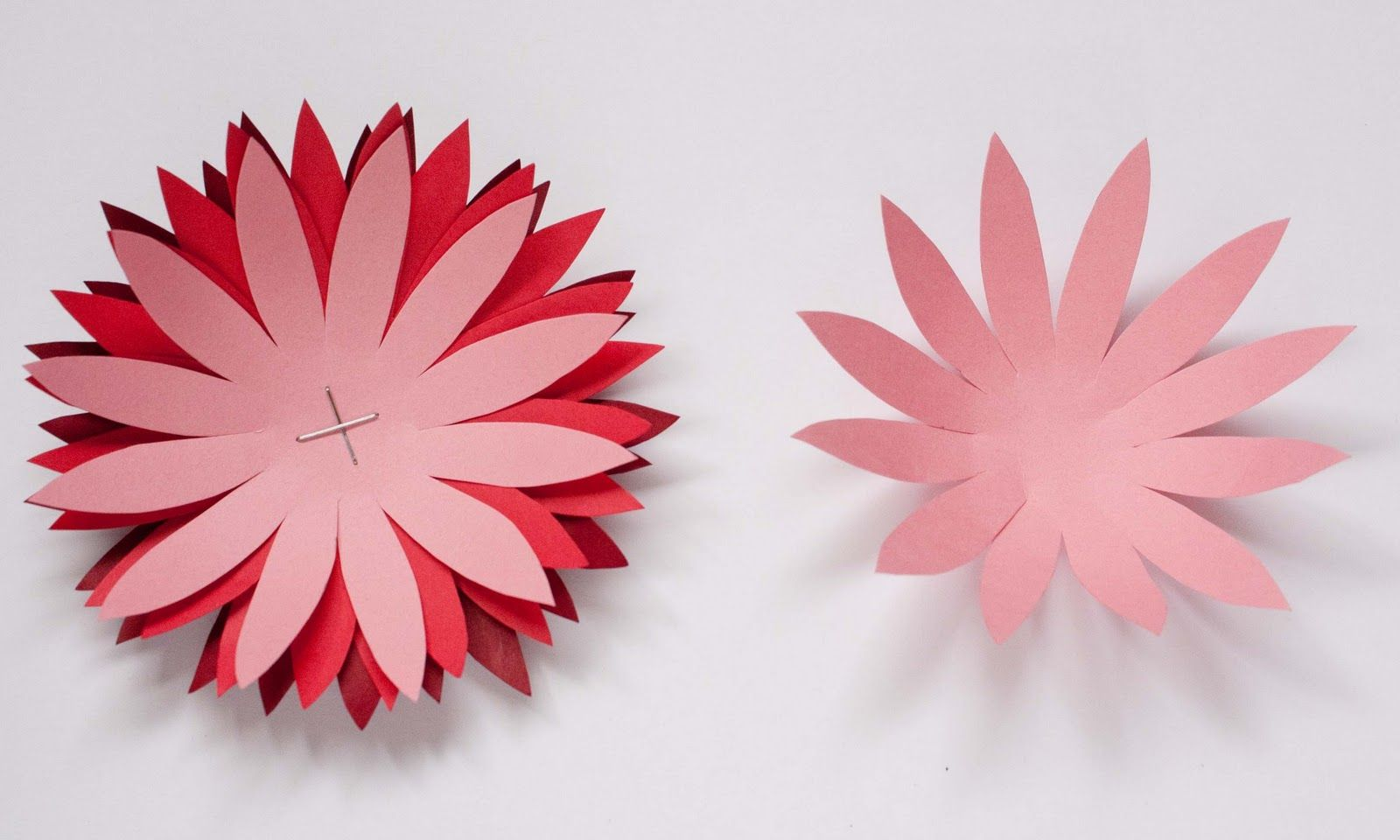 Paper Flower Templates Printable Bing Images Paper Flowers