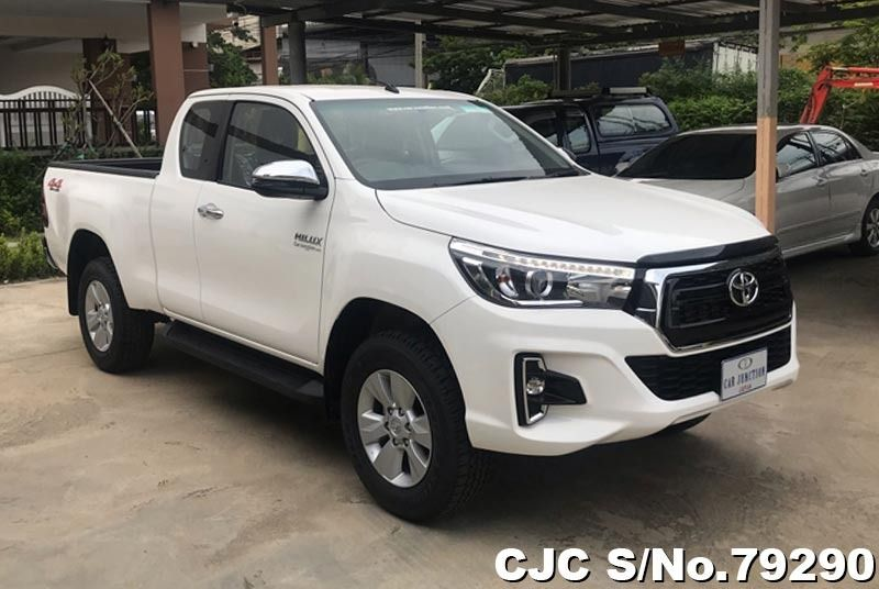 Hilux Revo Smart Cab Pickups Are Tough And Durable Having