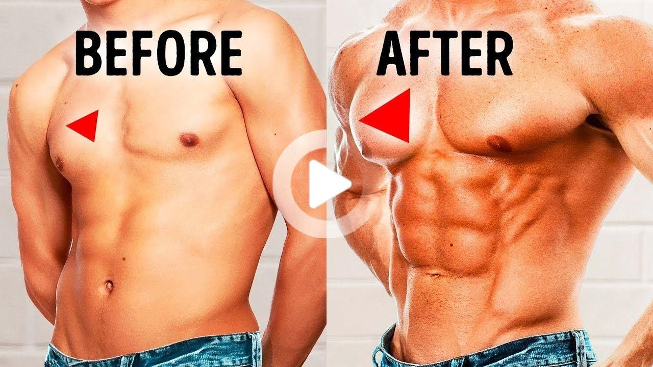 10 Minute Full Body Workout Without The Gym Workout Without Gym Full Body Workout Chest Workout For Men