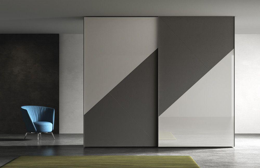 Produzione Arredo Moderno Treviso Sliding Door Wardrobe Designs