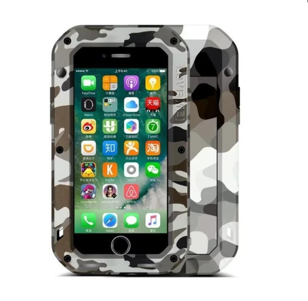 HEAVY DUTY Shock proof Bumper Metal Cover Case Waterproof iPhone
