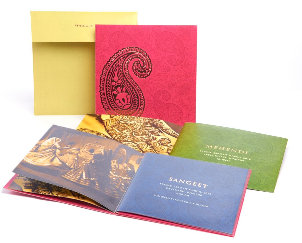 Turmeric Ink Invitations and Stationery - Price & Reviews | Turmeric ...
