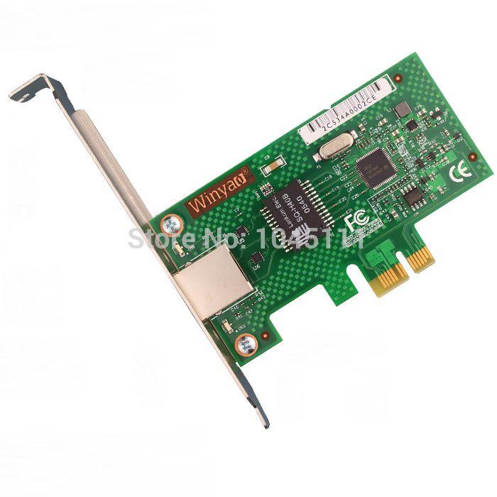 Broadcom NetXtreme - network adapter Series Specs