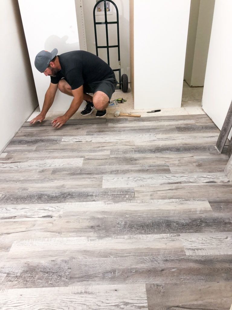 Diy Install Vinyl Plank Flooring Also Bedrooms And Hallway
