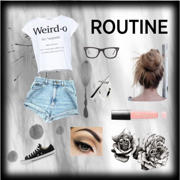 """""""Summer outfit"""" by sara-funky-chocolate on Polyvore"""