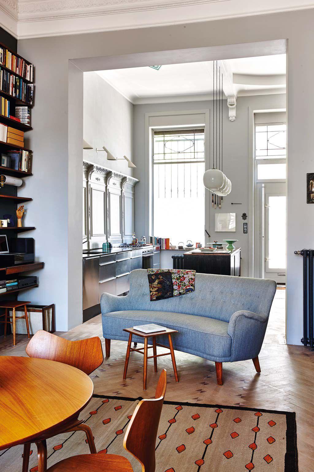 Ampersand House Una Casa Galeria Con Imagenes Comedores