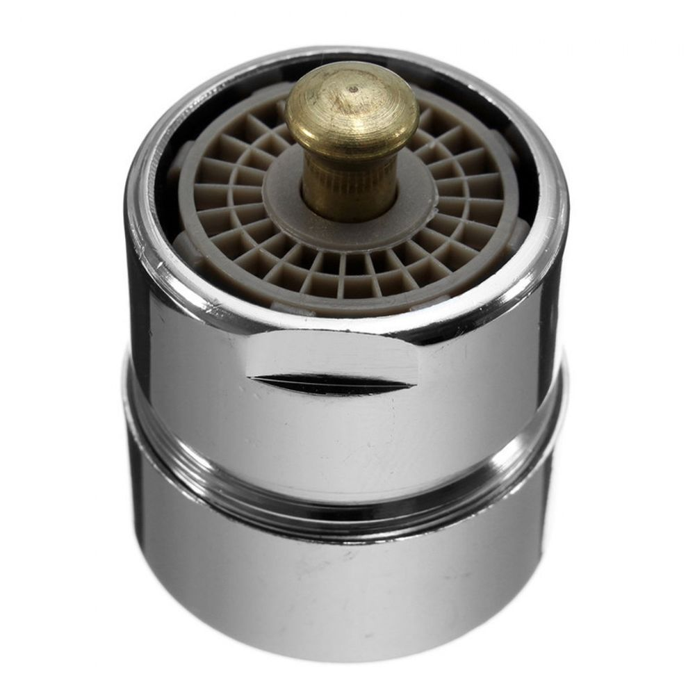 Brass Faucet Aerator Water Saving One Touch Tap Device Tool For Home Kitchen New Faucet Aerators Save Water Water Valves