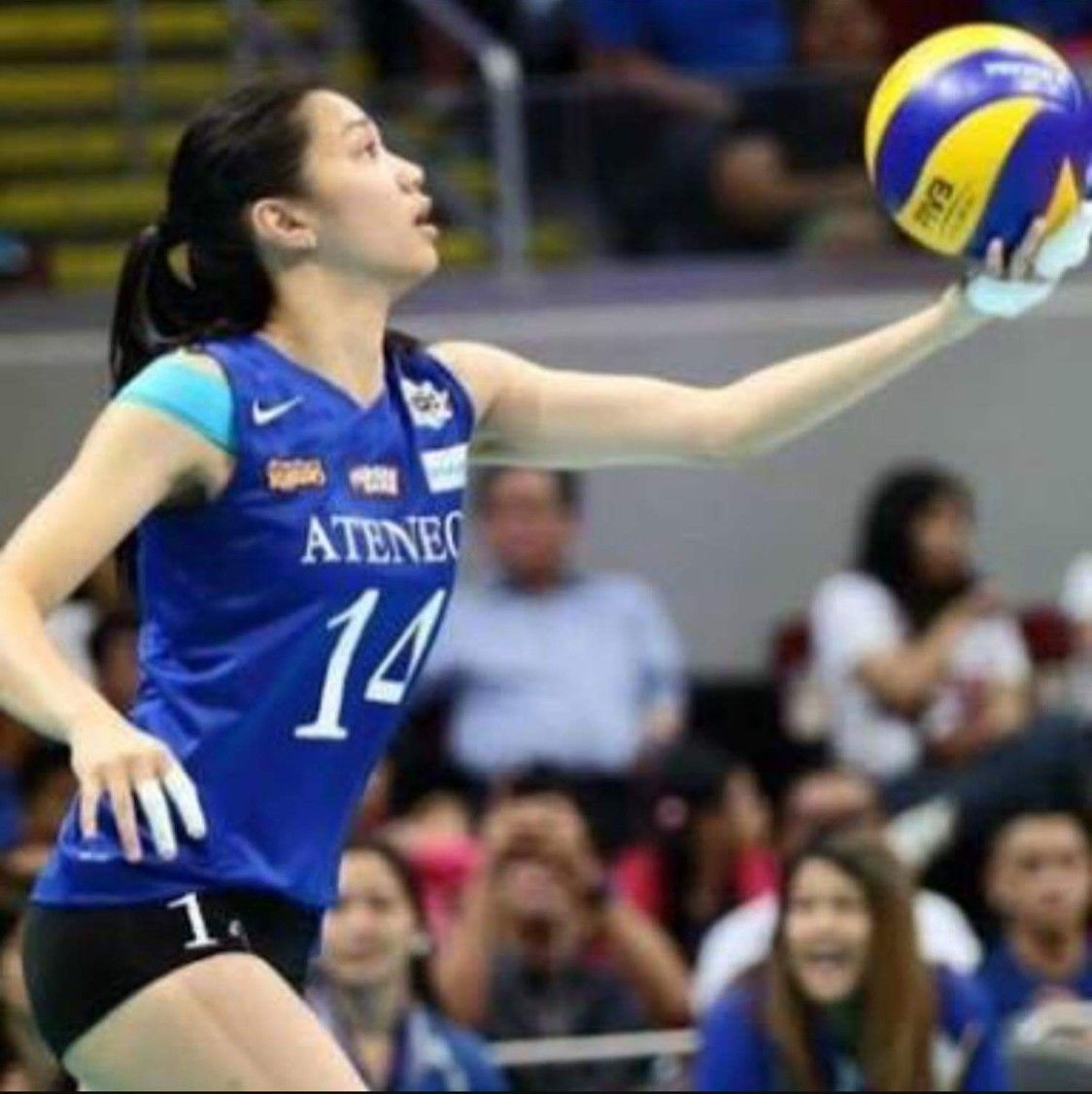 Female Volleyball Players By Randolf Cuales On Web Portal Women Volleyball Volleyball Players