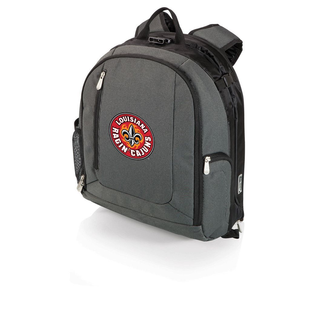 Louisiana Ragin' Cajuns PT-Navigator Stadium Seat & Cooler Backpack