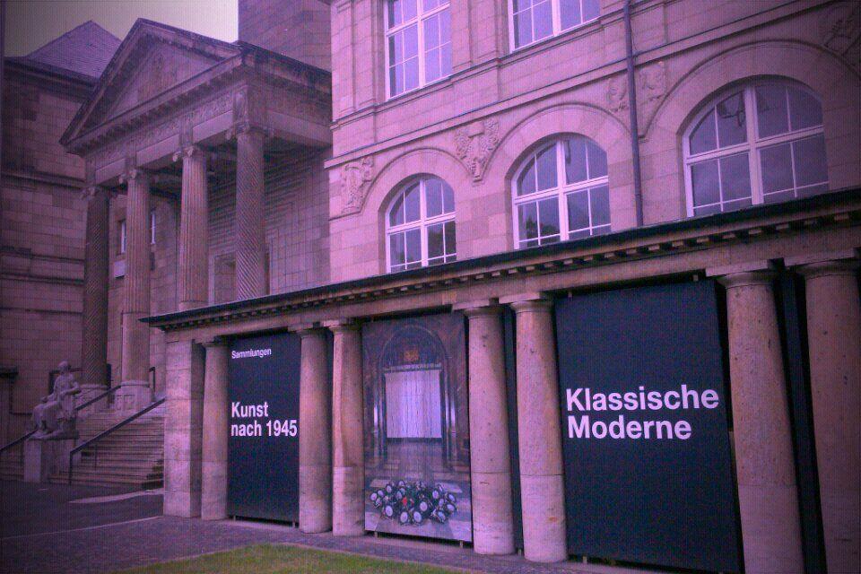 Kunstmuseum Wiesbaden House Styles Mansions Museum