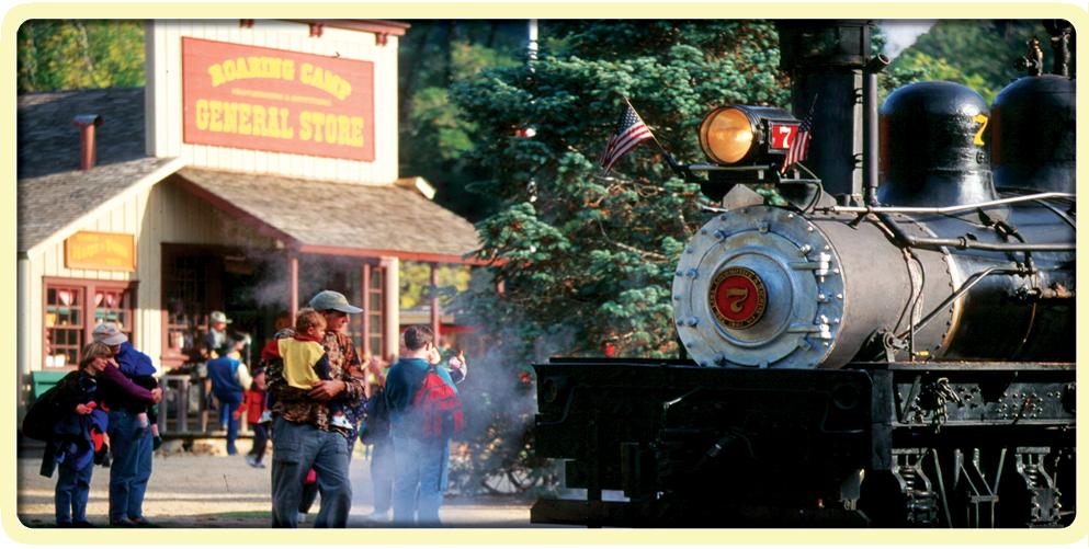roaring camp railroad felton to santa cruz price around 25 depending on route