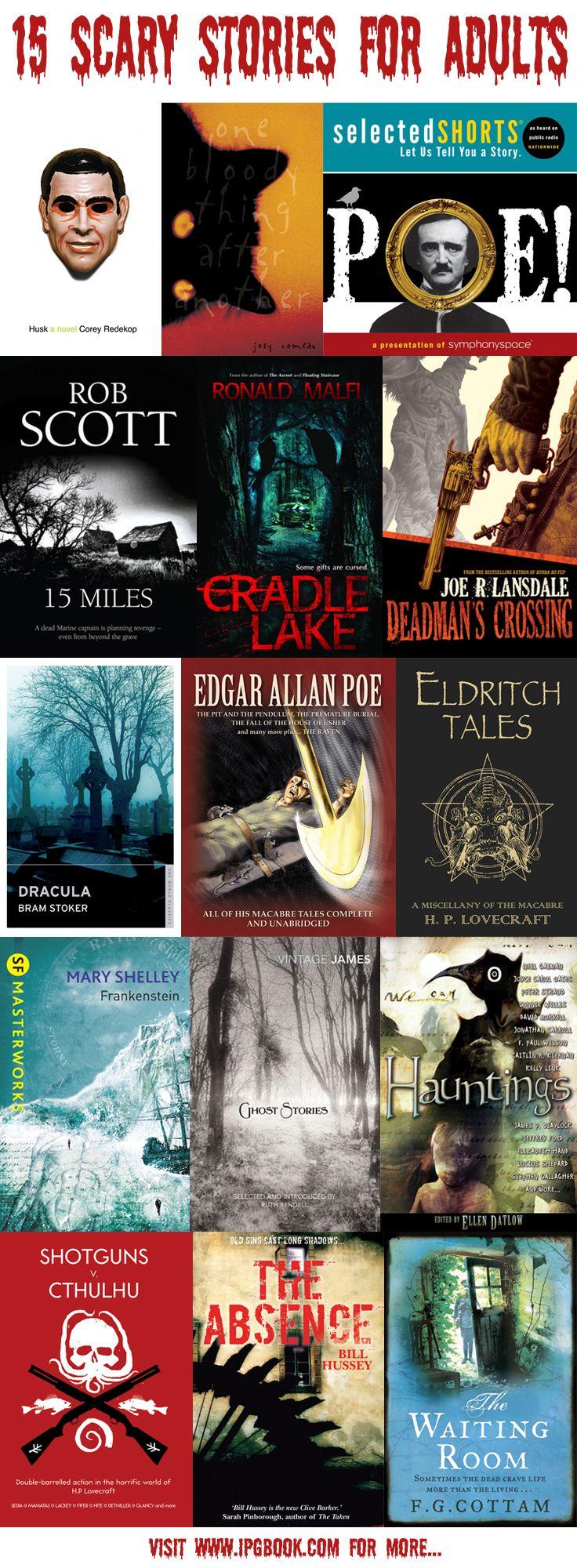 31 Spooky Books to Read This Halloween | EW.com