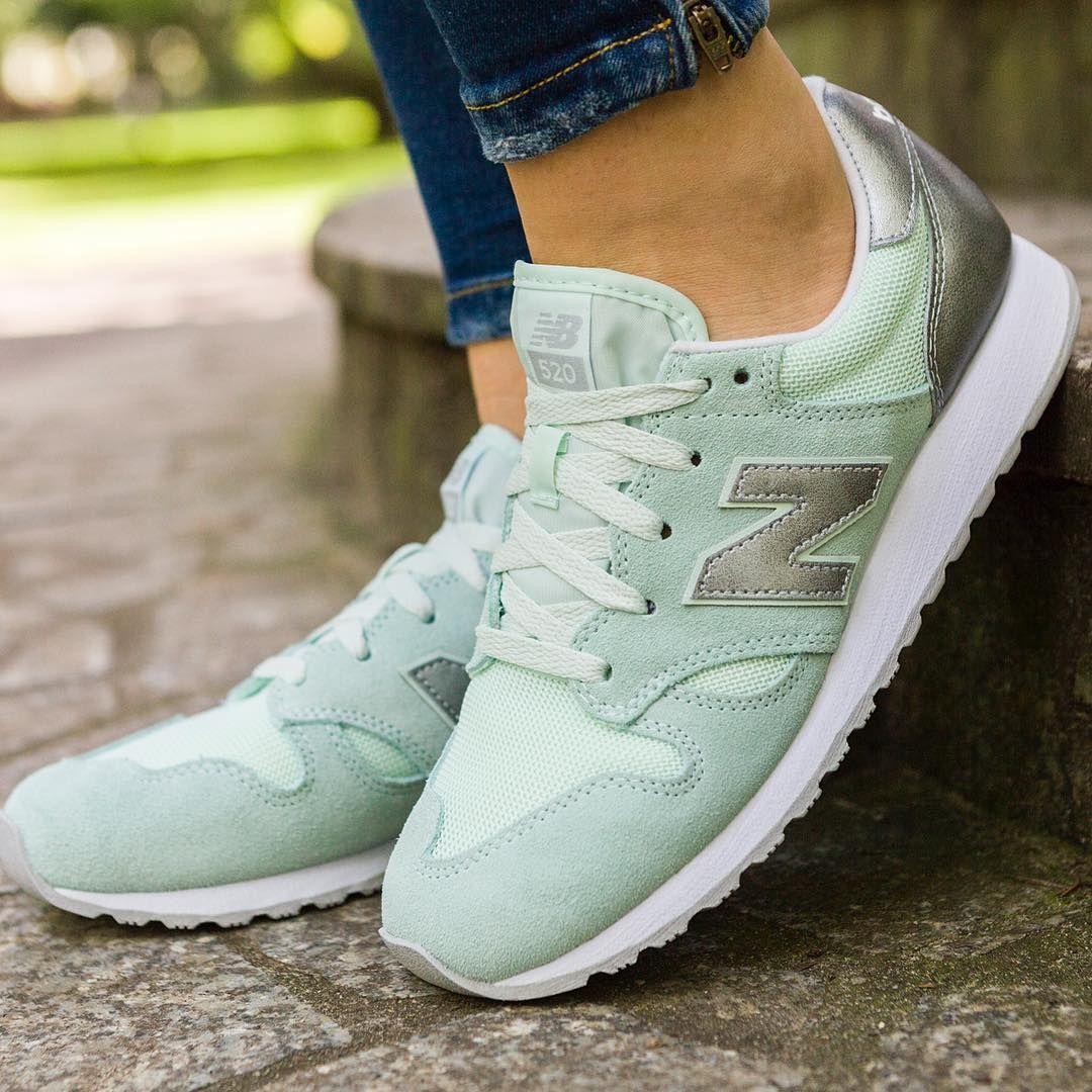 Poczuj Miete New Balance Wl520snb Newbalance Newbalance520 Nb Nb520 Nbkicks Instakicks Instasneakers Instastyle Sne Sneakers Shoes New Balance